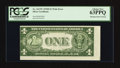 Error Notes:Miscellaneous Errors, Fr. 1613W $1 1935D Wide Silver Certificate. PCGS Choice New 63PPQ.. ...