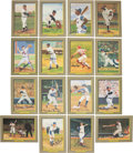 "Baseball Collectibles:Others, 1980's-1990's Baseball ""Great Moments"" Complete Set With 66 Signatures #'d 1,584/5,000. ..."