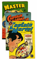 Golden Age (1938-1955):Miscellaneous, Fawcett Group (Fawcett, 1946-51).... (Total: 9 Comic Books)