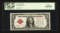 Small Size:Legal Tender Notes, Low Serial Number Fr. 1500 $1 1928 Legal Tender Note. PCGS Gem New 65PPQ.. ...