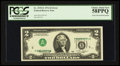 Error Notes:Inverted Third Printings, Fr. 1935-E $2 1976 Federal Reserve Note. PCGS Choice About New58PPQ.. ...
