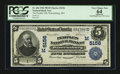 National Bank Notes:Missouri, Warrensburg, MO - $5 1902 Plain Back Fr. 606 The Peoples NB Ch. #(M)5156. ...