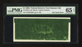 Error Notes:Ink Smears, Fr. 1933-J $1 2006 Federal Reserve Note. PMG Gem Uncirculated 65EPQ.. ...