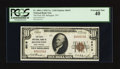 National Bank Notes:West Virginia, Belington, WV - $10 1929 Ty. 1 The First NB Ch. # 6619. ...