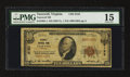 National Bank Notes:Virginia, Tazewell, VA - $10 1929 Ty. 1 Tazewell NB Ch. # 6123. ...