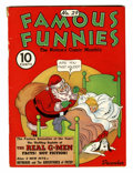 Platinum Age (1897-1937):Miscellaneous, Famous Funnies #29 (Eastern Color, 1936) Condition: VG/FN....