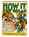 Golden Age (1938-1955):Non-Fiction, Single Series #15 How It Began (United Features Syndicate, 1939)Condition: FN/VF....