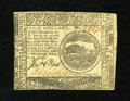 Colonial Notes:Continental Congress Issues, Continental Currency November 29, 1775 $4 Choice About New. A verylight centerfold is seen on this early Continental note t...