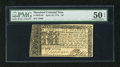 Colonial Notes:Maryland, Maryland April 10, 1774 $6 PMG About Uncirculated 50EPQ. A wonderfully printed example from this common Maryland issue that ...