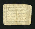 Colonial Notes:North Carolina, North Carolina July 14, 1760 10s Very Fine....