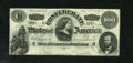 Confederate Notes:1862 Issues, T49 $100 1862. This is a nice C-note that received just a littlehandling. A couple of pinholes are noticed. Extremely Fin...