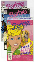 Modern Age (1980-Present):Miscellaneous, Barbie Group (Marvel, 1991-95) Condition: Average NM-.... (Total: 18)
