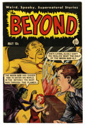 "Golden Age (1938-1955):Horror, The Beyond #11 Davis Crippen (""D"" Copy) pedigree (Ace, 1952)Condition: VF+...."