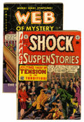 Golden Age (1938-1955):Horror, Horror Golden Age Group (Miscellaneous Publishers, 1951-52)....(Total: 2)