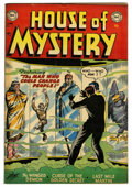 "Golden Age (1938-1955):Horror, House of Mystery #15 Davis Crippen (""D"" Copy) pedigree (DC, 1953)Condition: VF-...."