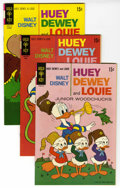 Bronze Age (1970-1979):Cartoon Character, Huey, Dewey, and Louie Junior Woodchucks #3, 9, and 11 File CopyGroup (Gold Key/Whitman, 1968-71) Condition: Average VF/NM....(Total: 3)