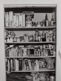 Photographs:20th Century, BILL OWENS (American, b. 1938). Untitled (Open Pantry Joy ofCooking), 1972. Gelatin silver, 2008. Paper: 13-3/4 x 10-1/...