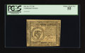 Colonial Notes:Continental Congress Issues, Continental Currency February 26, 1777 $8 PCGS Choice About New55.. ...