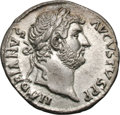 Ancients:Roman Imperial, Ancients: Hadrian. 117-138 AD. Denarius, 2.86g (6h). Eastern mint,c. 128-131 AD. Obv: HADRIANVS - AVGVSTVS P P Head laureate right.R...