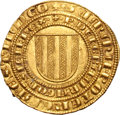 Ancients:World, Ancients: Kingdom of Sicily. Peter I the Great of Aragon and Constance. 1282-1285 AD. Pierreale, 4.38g (5h). Messina Mint. Obv: +.SUMM...