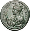 Ancients:Roman Provincial , Ancients: MOESIA INFERIOR. Odessos. Gordian III. 238-244 AD. Æmedallion. (36mm, 25.69 gm, 7h)....