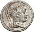 Ancients:Greek, Ancients: Attica. Athens. New Style. c. 135/4 BC. Tetradrachm,16.99 (12h). Obv: Helmeted head of Athena Parthenos right. Rx: Α -ΘE O...