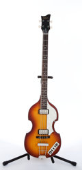 Musical Instruments:Bass Guitars, Recent Hofner Violin Sunburst Electric Bass Guitar # N/A....