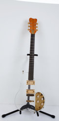 Musical Instruments:Electric Guitars, 1970s Renaissance Clear Electric Guitar # N/A...