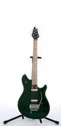 Musical Instruments:Electric Guitars, 2000 Peavey Wolfgang Green Electric Guitar #91020053....