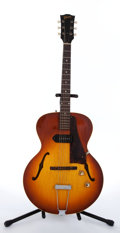 Musical Instruments:Electric Guitars, 1965 Gibson ES-125T Sunburst Archtop Electric Guitar #358729....