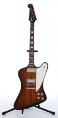 Musical Instruments:Electric Guitars, 1990 Gibson Firebird Sunburst Electric Guitar #93250743....