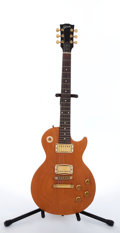 Musical Instruments:Electric Guitars, 1998 Gibson Les Paul Smartwood Electric Guitar #93148460....