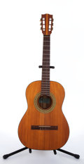 Musical Instruments:Acoustic Guitars, 1965 Epiphone EC-100 Seville Natural Acoustic Guitar #335341....