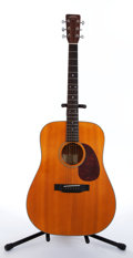 Musical Instruments:Acoustic Guitars, 1990's Sigma Martin SDM-18 Natural Acoustic Guitar #9209327...