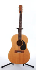 Musical Instruments:Acoustic Guitars, 1973 Gibson LG-0 Natural Acoustic Guitar....