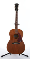 Musical Instruments:Acoustic Guitars, 1960s Epiphone FT-30 Caballero Natural Acoustic Guitar....