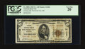National Bank Notes:Maryland, Pocomoke City, MD - $5 1929 Ty. 2 Citizens NB Ch. # 14106. ...