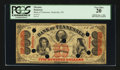 Obsoletes By State:Tennessee, Nashville, TN- Bank of Tennessee $500 Sept. 1, 1860 G506a Garland 902. ...