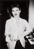 Photographs:Contemporary, ROXANNE LOWIT (American, b. 1970). Kate Moss, Milan, 1994.Gelatin silver, printed later. Paper: 24 x 20 inches (60.9 x ...
