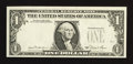 Error Notes:Third Printing on Reverse, Fr. 1911-J $1 1981 Federal Reserve Note. Choice Crisp Uncirculated.. ...