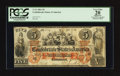 Confederate Notes:1861 Issues, T31 $5 1861 PF-1 Cr. 244.. ...