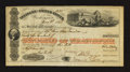 Miscellaneous:Other, Treasury of the United States Second of Transfer $2500 June 1,1858. ...