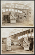 """Movie Posters:Western, The Spoilers (Paramount, 1930). Photos (2) (8"""" X 10""""). Western.. ... (Total: 2 Items)"""