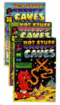Bronze Age (1970-1979):Cartoon Character, Hot Stuff Creepy Caves #1-7 File Copies Group (Harvey, 1974-75) Condition: NM-.... (Total: 21 Comic Books)