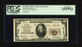 National Bank Notes:Pennsylvania, Dallas, PA - $20 1929 Ty. 2 The First NB Ch. # 8164. ...