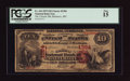National Bank Notes:Maryland, Baltimore, MD - $10 1875 Fr. 416 The Citizens NB Ch. # 1384. ...