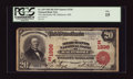 National Bank Notes:Maryland, Baltimore, MD - $20 1902 Red Seal Fr. 639 The Merchants NB Ch. #(E)1336. ...