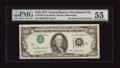 Error Notes:Inverted Third Printings, Fr. 2168-J $100 1977 Federal Reserve Note. PMG About Uncirculated55.. ...