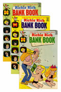 Bronze Age (1970-1979):Humor, Richie Rich Bank Book #1-59 File Copies Box Lot (Harvey, 1972-82)Condition: Average NM-....