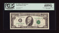 Error Notes:Major Errors, Fr. 2030-A $10 1993 Federal Reserve Note. PCGS Extremely Fine 40PPQ.. ...